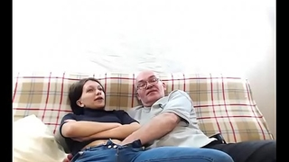 Teen brunete feet fuck old men
