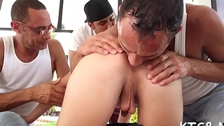 Tranny cowgirl can'_t live without wazoo fucking