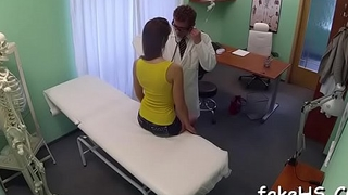 Wicked doctor wants to fuck around