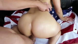 All American Big Booty Cutie Anikka Albrite