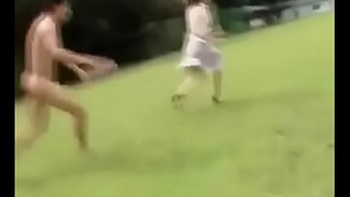japanese girl chased with an increment of fucked.MP4