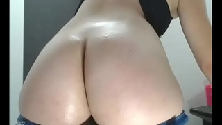 Hot chat girl ass spreaded show